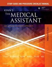 Study Guide and Procedure Checklist Manual for Kinn's The Medical Assistant: An