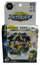 TAKARA TOMY Beyblade Burst Starter Zillion Zeus Infinity Weight I.W. Stamina B59