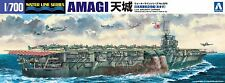 Aoshima Waterline 00960 1/700 IJN Japanese Aircraft Carrier AMAGI from Japan
