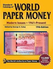 Standard Catalog of World Paper Money - Modern Issues: 1961-Present-ExLibrary