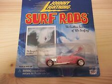 Johnny Lightning Surf Rods 'Malibu Babes' Diecast Collector Nice Condition 2000