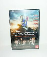 DVD VIDEO TEKKEN BLOOD VENGEANCE SOUS BLISTER
