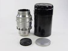 Rare Silver TAIR-11 2.8/133mm M39 M42. s/n 007926