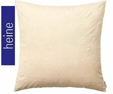1 PILLOW CASE 80 x 80 NATURAL STARS by HEINE without FILLING PILLOW CASES NEW