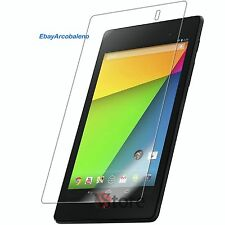 "PELLICOLA PROFESSIONALE PER ASUS GOOGLE NEXUS 7 7"" DISPLAY LCD VETRO TOUCHSCREEN"