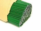 Green Florist Stub Wire 250g Pack Large Choice of Gauge & Length Floristry Wires