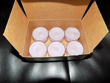 PartyLite NATURE'S GARDEN Tealight Candles New LOT 6 NIB Retired