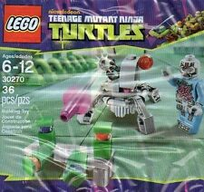 NEW LEGO TMNT 30270 KRAANG LASER TURRET Polybag 1 MINI