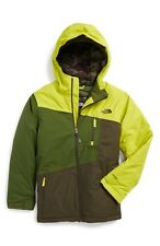 The North Face 'Gonzo' Insulated HyVent Snowsports Jacket Boys Medium 10/12 #123