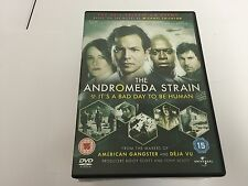 The Andromeda Strain - The Mini-Series - Complete (DVD, 2008, 2-Disc Set)
