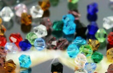 Wholesale New 12 Colors Glass Crystal Loose Bicone Beads 4mm,6mm,8mm
