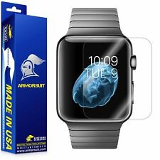 ArmorSuit MilitaryShield For Apple Watch 42mm Screen Protector [Full Coverage] [