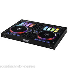 RELOOP Beatpad 2 mp3 Scratch Controller + MIXER + 4 Canali USB Midi Interfaccia