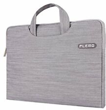 Plemo 15-15.6 Inch Laptop Sleeve Case Waterproof Fabric Bag for MacBook Pro / /