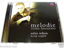 cd-album, Robin Wilson, Kemp English Melodie Violin Favourites