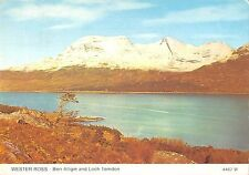 B97599 wester ross ben alligin and loch torridon scotland