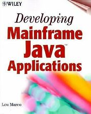 Developing Mainframe Java Applications-ExLibrary