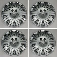 "Set of 4, 15"" Aftermarket Hubcap Cover Fits a 2005-2007 Chrysler Town & Country"