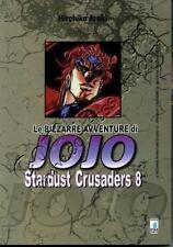 LE BIZZARRE AVVENTURE DI JOJO - STARDUST CRUSADERS 8 DI 10 - STAR COMICS NUOVO