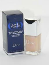 Dior Vernis Long-Wearing Nail Lacquer 114 Madagascar Vanilla New In Box