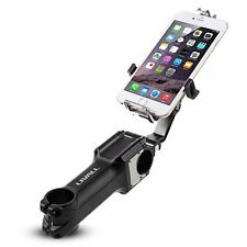 LIVALL Black H2 Bicycle MTB Bike Handlebar Mount Phone Holder Adjustable