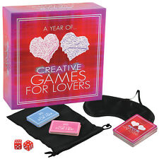A Year Of Creative Games For Lovers | Sexy Adult Board Game