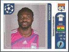 PANINI UEFA CHAMPIONS LEAGUE 2011-12- #233-LYON-JOHN MENSAH