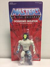 "Masters of the Universe Possessed Skeletor Super7 5-1/2"" Action Figure"