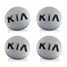 2011 2012 2013 2014-2016 KIA PICANTO MORNING OEM Wheel Center Hub Cap 4Pcs 1Set
