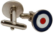 MOD Target VESPA CUFFLINKS Classic Retro Cool SCOOTER Moped Chic NWT