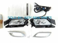 OEM Brand New 2010 2011 Mazda 3 Sedan Fog Lamps Kit Driver Passenger Side LH RH
