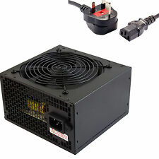 600 W WATT PSU ATX Power Supply Potenza X3 PCI Express MOLEX SATA CPU SUMVISION