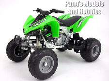 Kawasaki KFX 450R ATV (Quad Bike) 1/12 Scale Diecast Metal and Plastic Model