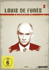 3 DVDs * LOUIS DE FUNÈS COLLECTION 3 # NEU OVP /
