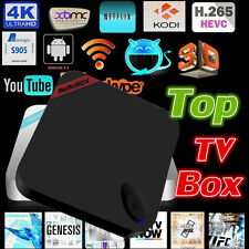Memobox Max MX 2G/16G Android 5.1 Smart 3D 4K Quad Core TV BOX KODI HDMI WiFi ..