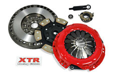 XTR STAGE 3 CLUTCH KIT+FORGED CHROMOLY RACE FLYWHEEL CELICA ALL-TRAC MR-2 3SGTE