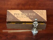 "Vintage 1960's PEE WEE PETE  ""Life Of Every Party"" Novelty Beer/Drink Dispenser"