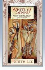 White As Snow (Fairy Tales) by Lee, Tanith