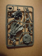 Warhammer 40K Dark Angels Interrogator Chaplain Seraphicus NEW on Sprue OOP