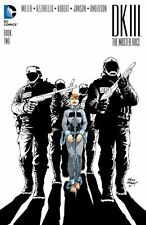 THE DARK KNIGHT III: THE MASTER RACE #2 REGULAR COVER NEAR MINT 2015