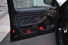 BMW Amber Interior LED's, COLOR MATCHED TO STOCK LIGHTING! Straight from GERMANY