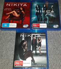 Nikita Season 1/2/3 [Blu-ray; 12-Disc Set] - [Special Features] - [Series 1-3]