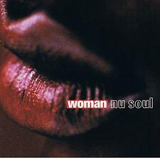 WOMAN NU SOUL - CD Album NEU - ERYKAH BADU RZA Naidoo MUSIQ JOY DENALANE KELIS