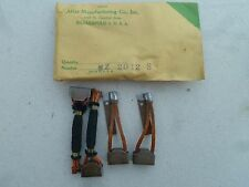 Willys MB GPW M38  M38A1 Starter Brush Set New Old Stock G503 G740 G758