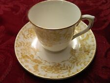 COLCLOUGH DEMITASSE CUP AND SAUCER
