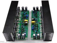 L15 MOSFET Amplifier Board 2-Channel AMP IRFP240 IRFP9240 Includes Heatsink J163