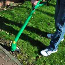 New Light weight Garden Electric Mains Powered Grass Strimmer Trimmer Cutter
