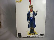 HAT#9311 Napoleonic French Lites in GC Command Toy Soldiers,  (54MM) 18 figures