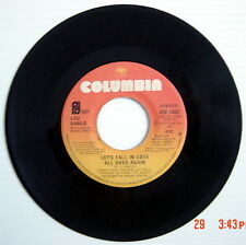 ONE 1976'S 45 R.P.M. RECORD, LOU RAWLS, YOU'LL NEVER FIND ANOTHER LOVE LIKE MINE