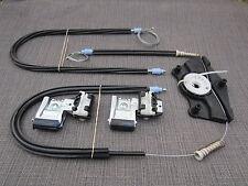 2005-2006 NEW BEETLE 2/3 Doors LEFT ELECTRIC WINDOW REGULATOR REPAIR PARTS VW